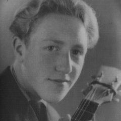 Jaap Akkermans met gitaar